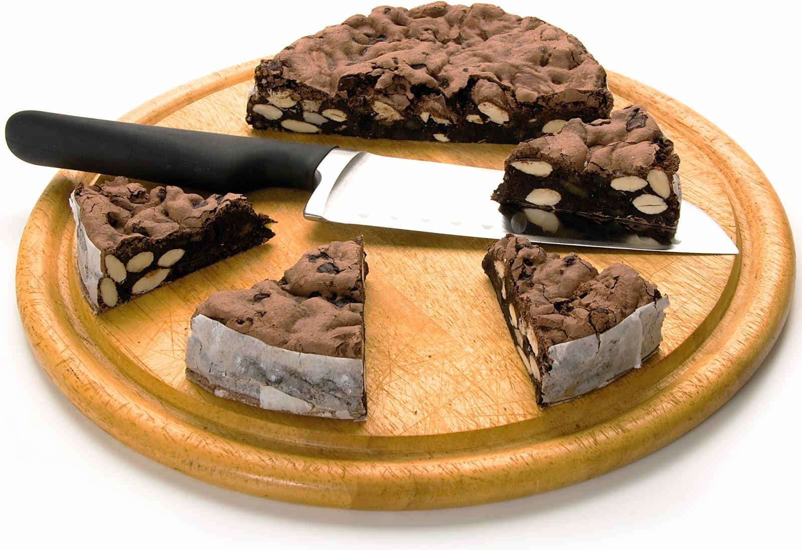 mandorlato al cioccolato di Modigliantica
