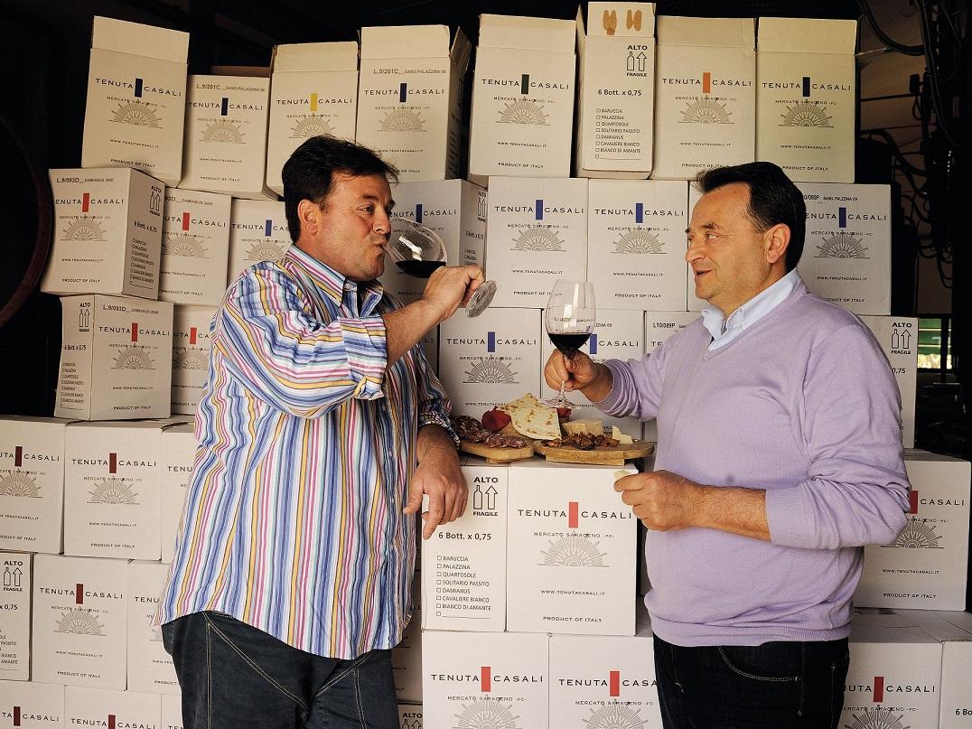 Tenuta casali vola al salon du vin di aiseau presles - Floreffe salon du vin ...