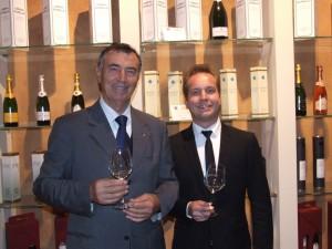 Giuseppe Zonin e Luca Framarin