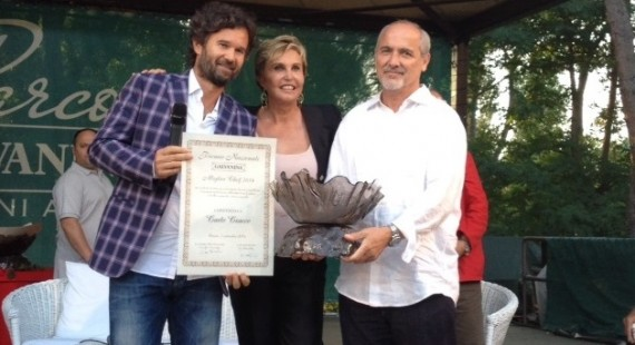Angelini premia Cracco
