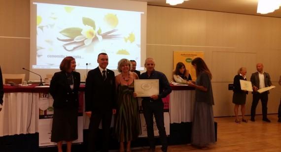Premiazione Vigna Cunial